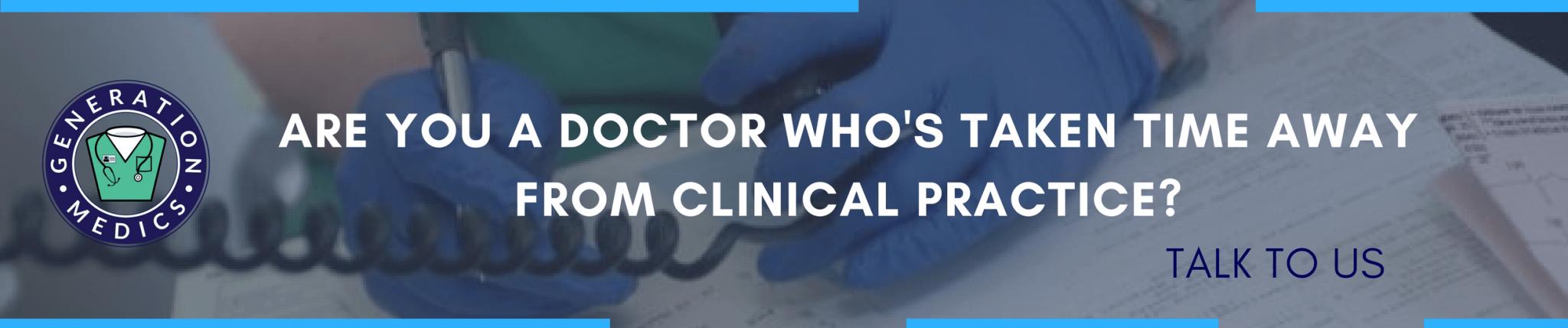 Returning doctors,