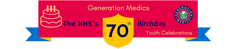 NHS 70 Banner