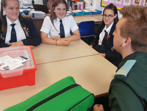 Generation Medics After-school club